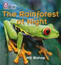 Link to an enlarged image of Rainforest at Night : Band 04/blue (Collins Big Cat Phonics) -- Paperback / softback