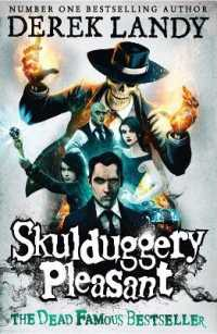 Link to an enlarged image of Skulduggery Pleasant ( Skulduggery Pleasant1 ) -- Paperback