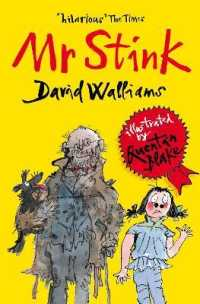 Link to an enlarged image of Mr Stink -- Paperback / softback