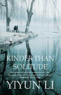 Link to an enlarged image of Kinder than Solitude -- Paperback / softback