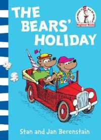 Link to an enlarged image of Bears' Holiday : Berenstain Bears (Beginner Series (Berenstain Bears)) -- Paperback / softback (Rebranded)