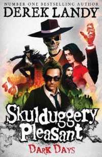 Link to an enlarged image of Dark Days ( Skulduggery Pleasant 4 ) <04>