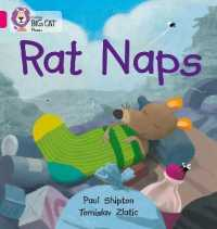Link to an enlarged image of Rat Naps : Band 01b/pink B (Collins Big Cat Phonics) -- Paperback / softback