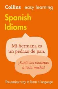 Link to an enlarged image of Easy Learning Spanish Idioms : Trusted Support for Learning (Collins Easy Learning) -- Paperback / softback