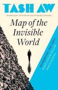 Link to an enlarged image of Map of the Invisible World