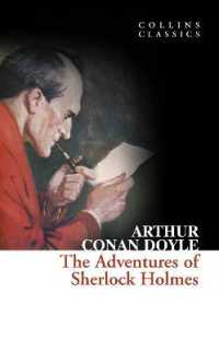 Link to an enlarged image of The Adventures of Sherlock Holmes (Collins Classics)
