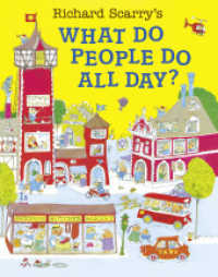 Link to an enlarged image of What Do People Do All Day? -- Paperback / softback