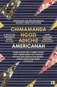 Link to an enlarged image of Americanah
