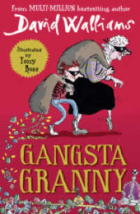 Link to an enlarged image of Gangsta Granny: Limited 10th Anniversary Edition of David Walliams' Bestselling Children's Book