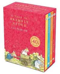 Link to an enlarged image of Year in Brambly Hedge. 4 books in 1