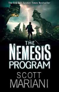 Link to an enlarged image of The Nemesis Program (Ben Hope)