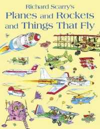 Link to an enlarged image of Planes and Rockets and Things That Fly -- Paperback / softback