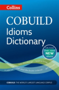 Link to an enlarged image of COBUILD Idioms Dictionary (Collins COBUILD Dictionaries for Learners) (Collins COBUILD Dictionaries for Learners) (3RD)
