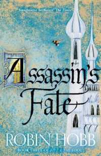 Link to an enlarged image of Assassin's Fate (Fitz and the Fool Book 3) (OME C-Format)