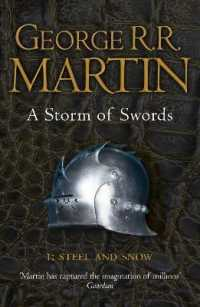 Link to an enlarged image of Storm of Swords: Part 1 Steel and Snow (Reissue) (A Song of Ice and Fire) -- Paperback / softback <3>