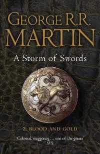 Link to an enlarged image of Storm of Swords: Part 2 Blood and Gold (Reissue) (A Song of Ice and Fire) -- Paperback / softback <Book 3>