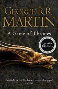 Link to an enlarged image of A Game of Thrones (Reissue) (A Song of Ice and Fire, Book 1) (A Song of Ice and Fire) <1>