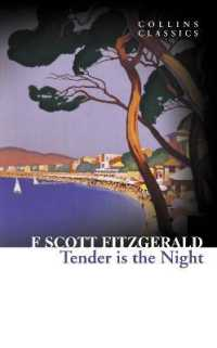 Link to an enlarged image of Tender is the Night (Collins Classics) -- Paperback / softback