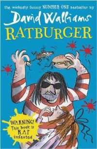 Link to an enlarged image of Ratburger -- Paperback / softback