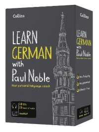 Link to an enlarged image of Learn German with Paul Noble for Beginners - Complete Course: German Made Easy with Your Bestselling Language Coach (Unabridged)