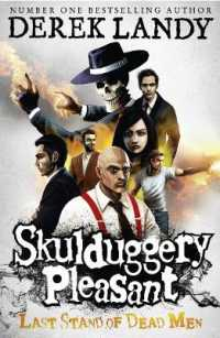 Link to an enlarged image of Skulduggery Pleasant 8 : Last Stand of Dead Men