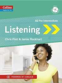 Link to an enlarged image of Listening : A2 (Collins English for Life: Skills) -- Paperback / softback