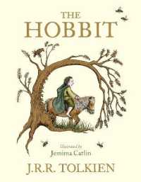 Link to an enlarged image of Colour Illustrated Hobbit -- Paperback / softback