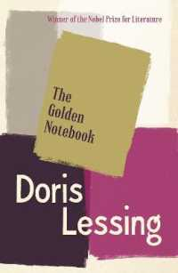 Link to an enlarged image of The Golden Notebook