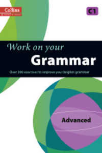 Link to an enlarged image of Grammar : C1 (Collins Work on Your...) (Collins Work on Your...)