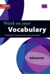 Link to an enlarged image of Vocabulary : C1 (Collins Work on Your...) (Collins Work on Your...)