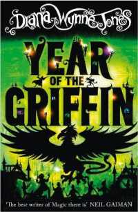 Link to an enlarged image of Year of the Griffin -- Paperback / softback