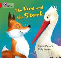 Link to an enlarged image of Fox and the Stork : Band 02a/red a (Collins Big Cat) -- Paperback / softback