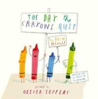 Link to an enlarged image of Day the Crayons Quit -- Paperback / softback