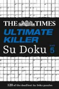 Link to an enlarged image of The Times Ultimate Killer Su Doku Book 5: 120 challenging puzzles from The Times (The Times Su Doku) (The Times Su Doku)