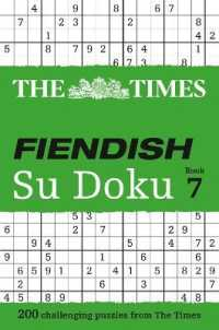 Link to an enlarged image of The Times Fiendish Su Doku Book 7 (The Times Fiendish Su Doku) (CSM)
