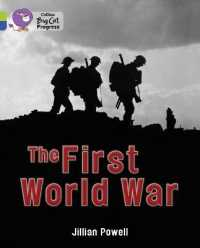 Link to an enlarged image of First World War : Band 11 Lime/band 16 Sapphire (Collins Big Cat Progress) -- Paperback / softback