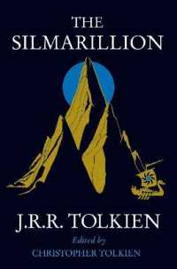 Link to an enlarged image of The Silmarillion