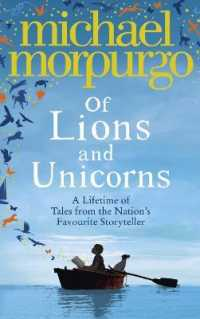 Link to an enlarged image of Of Lions and Unicorns: a Lifetime of Tales from the Master Storyteller -- Paperback
