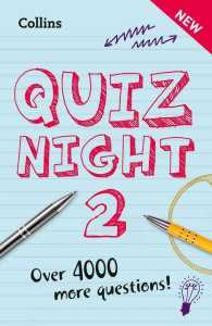 Link to an enlarged image of Collins Quiz Night 2 -- Paperback / softback