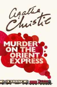 Link to an enlarged image of Murder on the Orient Express (Poirot) -- Paperback / softback
