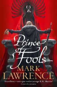 Link to an enlarged image of Prince of Fools (Red Queen's War) -- Paperback / softback <Book 1>