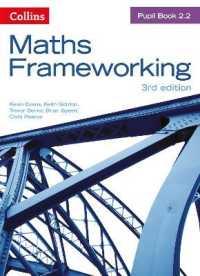 Link to an enlarged image of Ks3 Maths Pupil Book 2.2 (Maths Frameworking) -- Paperback / softback