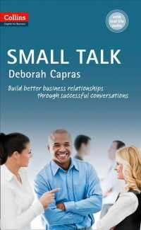 Link to an enlarged image of Small Talk: B1+ (Collins Business Skills and Communication) (Collins Business Skills and Communication)
