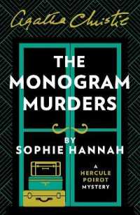 Link to an enlarged image of Monogram Murders : The New Hercule Poirot Mystery -- Paperback / softback