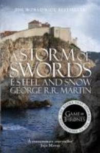 Link to an enlarged image of Storm of Swords: Part 1 Steel and Snow (A Song of Ice and Fire) -- Paperback / softback <Book 3>