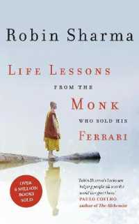 Link to an enlarged image of Life Lessons from the Monk Who Sold His Ferrari -- Paperback
