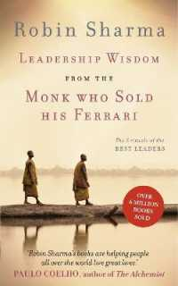 Link to an enlarged image of Leadership Wisdom from the Monk Who Sold His Ferrari : The 8 Rituals of the Best Leaders -- Paperback
