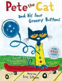 Link to an enlarged image of Pete the Cat and his Four Groovy Buttons -- Paperback / softback