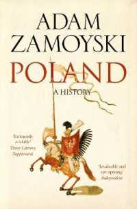 Link to an enlarged image of Poland : A History -- Paperback / softback