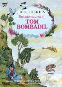 Link to an enlarged image of Adventures of Tom Bombadil -- Hardback (Pocket edi)